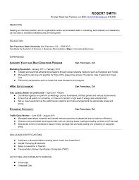 Standard Resume Format Template 2013 Resume Format Examples Virtren Com