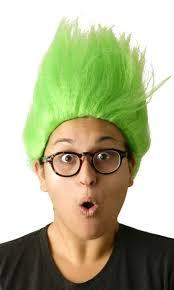 halloween wigs walmart com 18 best troll costume wigs images on pinterest costume wigs
