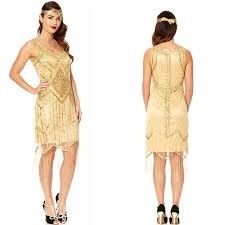 great gatsby bridesmaid dresses gold sequin bridesmaid dresses great gatsby scoop neck beaded knee