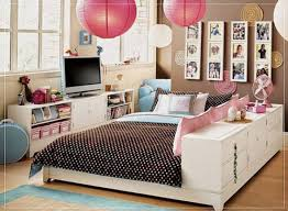 Girls Room Girls Bedroom Wonderful Pink And Black Stripping In Room
