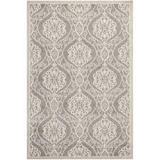 7 x 10 area rug lucia silver mosaic 7 u00277