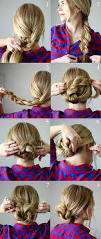 Hochsteckfrisuren Einfach Lange Haare by 1001 Ideen Wie Sie Effektvolle Hochsteckfrisuren Selber Machen