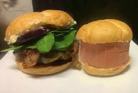 Sandwich Meme - restaurant creates competing bernie and hillary sandwiches