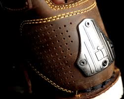 brown motorcycle riding boots mens icon 1000 brown leather el bajo motorcycle riding street