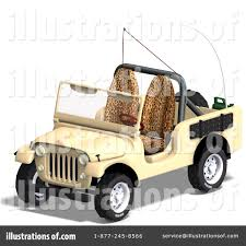 jeep clip art jeep wrangler clipart 1075873 illustration by ralf61