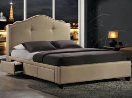Platform Bed With Storage Underneath Queen Size Bed Frame With Storage Underneath A Modern