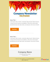 10 free best business email templates mailget