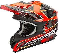green motocross helmets scorpion vx 15 air miramar cross helmet motorcycle motocross