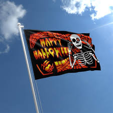 halloween skeleton flag halloween skeleton flags halloween