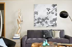 Modern Accent Table Modern Accent Table Living Room Asian With Wall Decor Square Plant