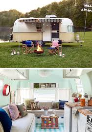 9 smart and stylish ways to update an old travel trailer living