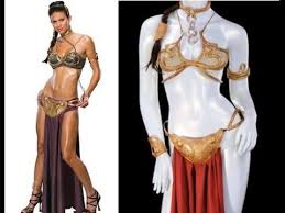 Carrie Halloween Costume Halloween Costume Pick Princess Leia Slave