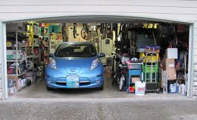 what s in your garage sightline institute one car and lots of stuff in a two car garage