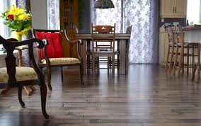 solid parquet flooring nailed maple stained arizona by