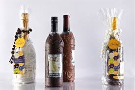 wine themed gifts great corporate gift ideas of chocolate and or wine and