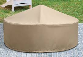 Outdoor Firepit Cover Outdoor Furniture Covers Sure Fit Home Decor