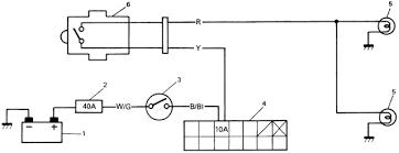 1989 suzuki swift gti backup lights wiring circuit