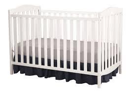 White Convertible Crib by Delta Children Capri 2 In 1 Convertible Crib U0026 Reviews Wayfair