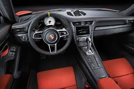 porsche 911 inside look at the refreshed 2016 porsche 911