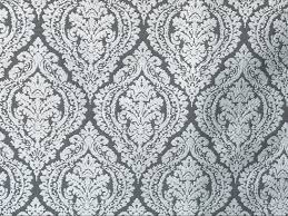 gray and white damask curtain fabric by the yard upholstery fabric