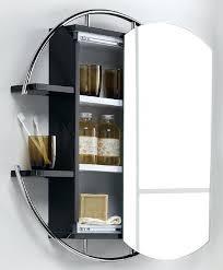 round mirror medicine cabinet round medicine cabinet photogiraffe me