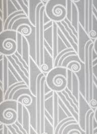 Drapery And Upholstery Fabric Bradbury Art Deco Fabric For Upholstery And Drapery Volute
