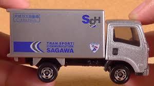 tomica mitsubishi fuso tomica 059 isuzu elf sagawa express takara tomy japan diecast car
