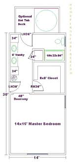 master bedroom and bath floor plans small 3 4 bathroom floor plans small building plan land floor plans