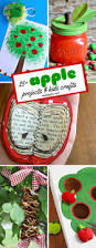 25 apple projects and kids crafts