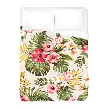 Tropical Duvet Covers Queen Amusing Tropical Quilt Cover Sets 73 With Additional Duvet Covers