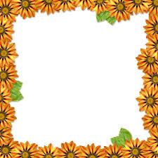 flower frame overlay hggraphicdesigns deviantart
