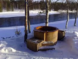 spa d exterieur bois polar spas spadealers