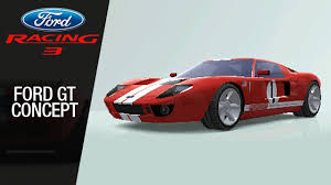 ford supercar concept ford racing 3 ford gt concept youtube