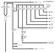 nissan murano alternator connector wiring diagram for 1999 nissan altima u2013 the wiring diagram