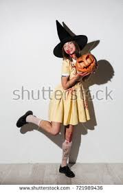Crazy Woman Halloween Costume Halloween Costume Stock Images Royalty Free Images U0026 Vectors