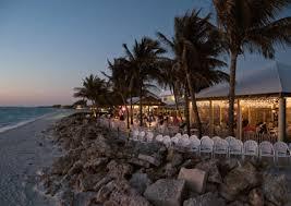 waterfront wedding venues island florida weddings siesta key luau wedding reception fl