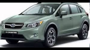subaru crosstrek 2016 2016 subaru crosstrek jasmine green metallic youtube