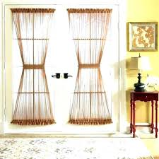 Side Panel Curtains Sidelight Panel Curtains Door Sheer Curtains Curtains For Door