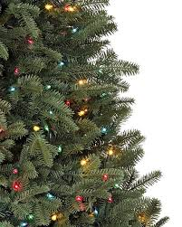 artificial prelit christmas trees bh balsam fir flip tree balsam hill