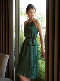 the favorite elegance of emerald green cocktail dress u2014 criolla