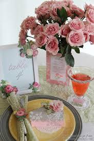 Diy Wedding Menu Cards Diy Wedding Place Card And Menu With Roses The Say U0027i Do