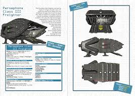 preview the persephone class iii freighter from the woin starship