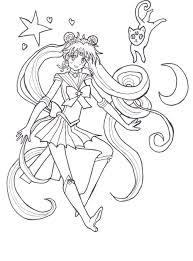 sketchblog sailor moon the otakusphere