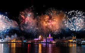 shanghai china wallpapers shanghai china harbour fireworks beautiful night wallpapers