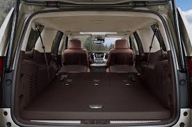 Most Interior Space Suv 2015 Chevy Suburban Interior Rides Pinterest