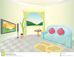 interior clipart living room pencil and in color interior