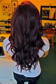 coke in curly hair winter hair colors to try right now cherry coke hair dark hair