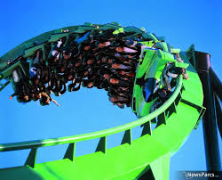 Six Flags Today Newsparcs Green Lantern Extreme Thrill Coaster Debuts Today At