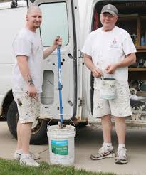omaha house painters wyman painting father and son team