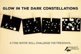 glow in the dark constellations